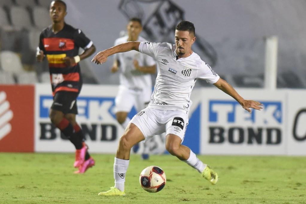 Foto: Ivan Storti - Santos FC